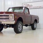 1970 Chevrolet K10 full
