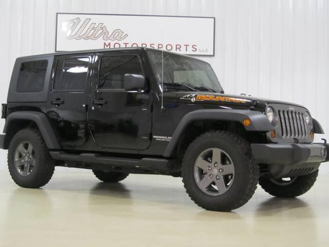 2010 Jeep Wrangler - Ultra Motorsports, LLC