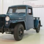 1955 Willys Pickup full