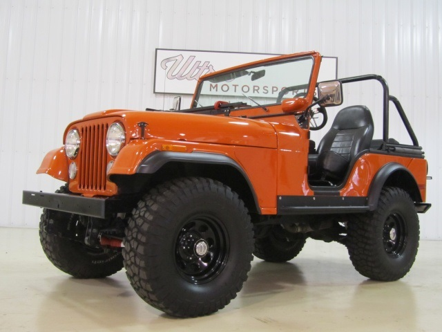 1975 Jeep CJ5 - Ultra Motorsports, LLC