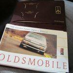 1991 Oldsmobile Cutlass full