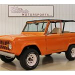 1971 Ford Bronco full