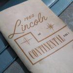 1960 Lincoln Premiere full