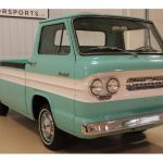 1961 Chevrolet Corvair full