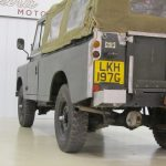 1969 Land Rover 109″ Ambulance full