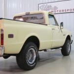 1972 Chevrolet C-10 full