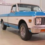 1971 Chevrolet Cheyenne full