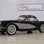 1961 Chevrolet Corvette full