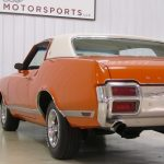 1971 Oldsmobile Cutlass full