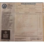 1974 VW Karmann Ghia full