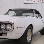 1967 Pontiac Firebird full