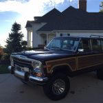 1988 Jeep Grand Wagoneer full