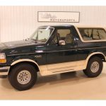 1992 Ford Bronco full