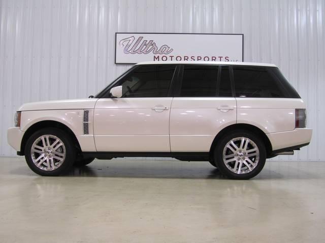 2007 Land Rover Range Rover - Ultra Motorsports, LLC