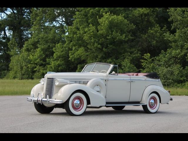 1938 Buick Century Phaeton