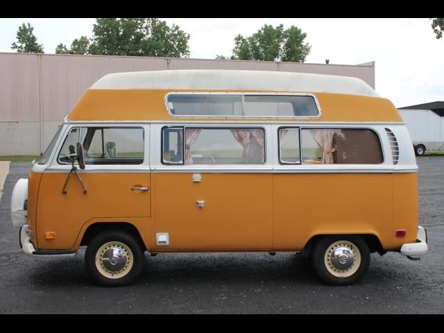 1971 VW Camper Van