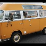 1971 VW Camper Van full