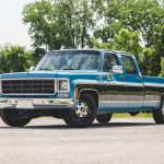 1977 Chevrolet C30 Silverado Camper Special