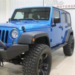 2015 Jeep Wrangler full