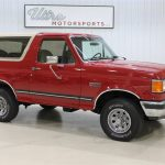 1989 Ford Bronco full