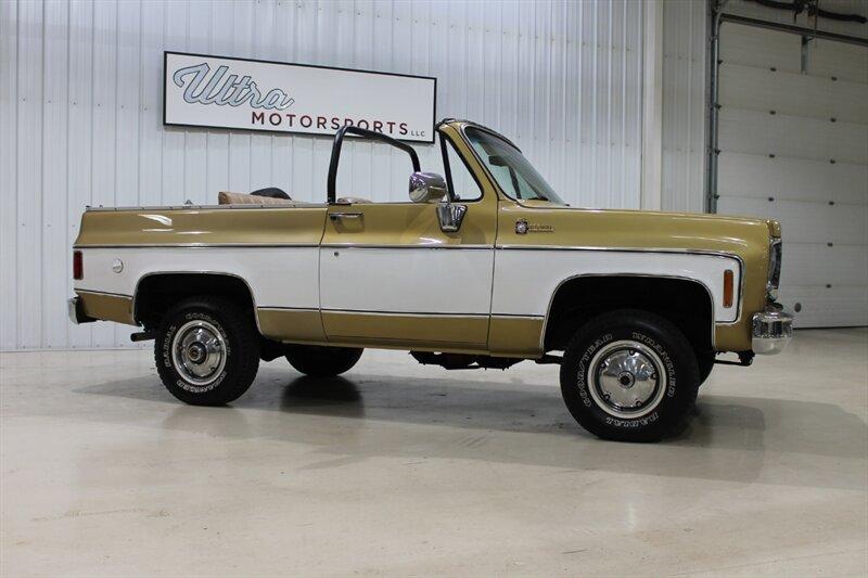 1975 Chev K5 Blazer
