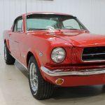 1965 Ford Mustang full